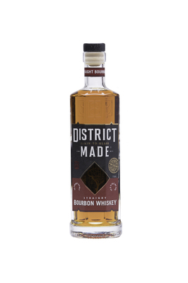 DISTRICT MADE Bourbon (750 ml) -LARGE-